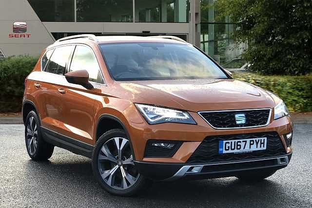 SEAT Ateca SUV 1.6 TDI (115ps) SE Tech Ecomotive 5-Door