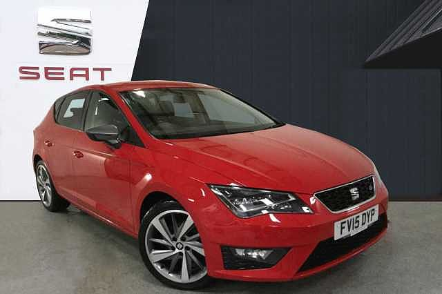 SEAT New Leon 2.0 TDi FR (150 PS) S/S 5-Door Hatchback 2.0 TDi FR (150 PS) S/S 5-Door Hatchback