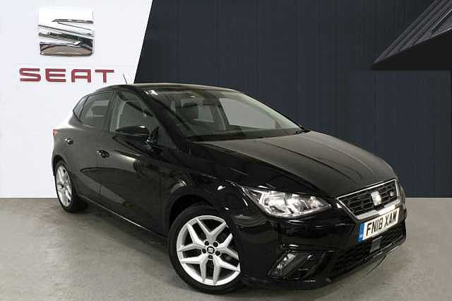 SEAT Ibiza 1.0 TSI (95ps) FR (s/s) 5-Door